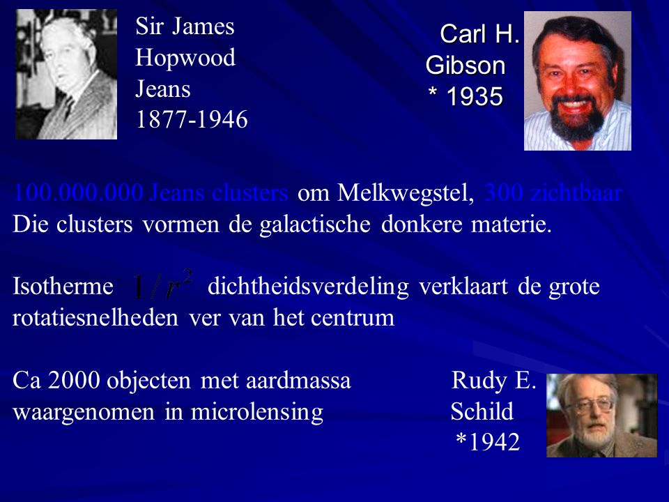 Carl H. Gibson * 1935 Carl H.
