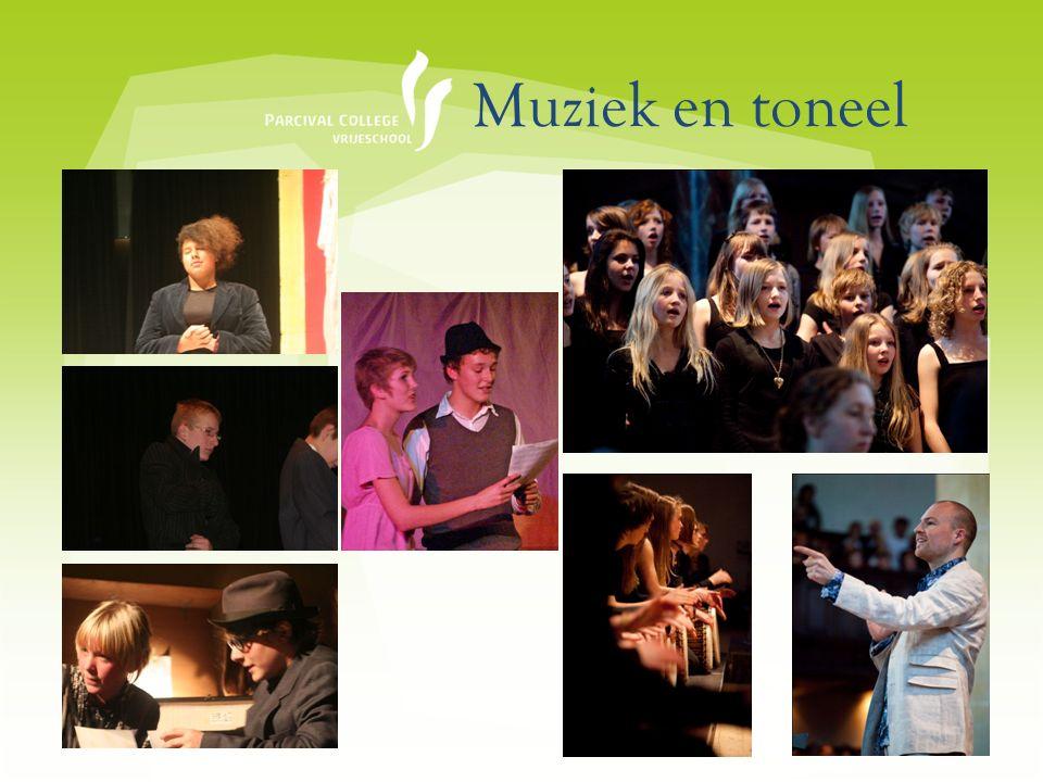Muziek en toneel