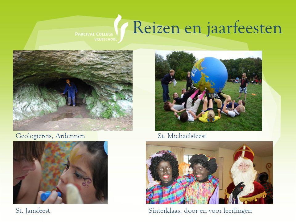 Reizen en jaarfeesten Geologiereis, ArdennenSt. Michaelsfeest St.