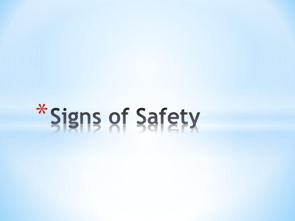 Doel: Het doel van Signs of Safety is een samenwerkingsrelatie op te bouwen met gezinnen waar (mogelijk) sprake is van kindermishandeling.