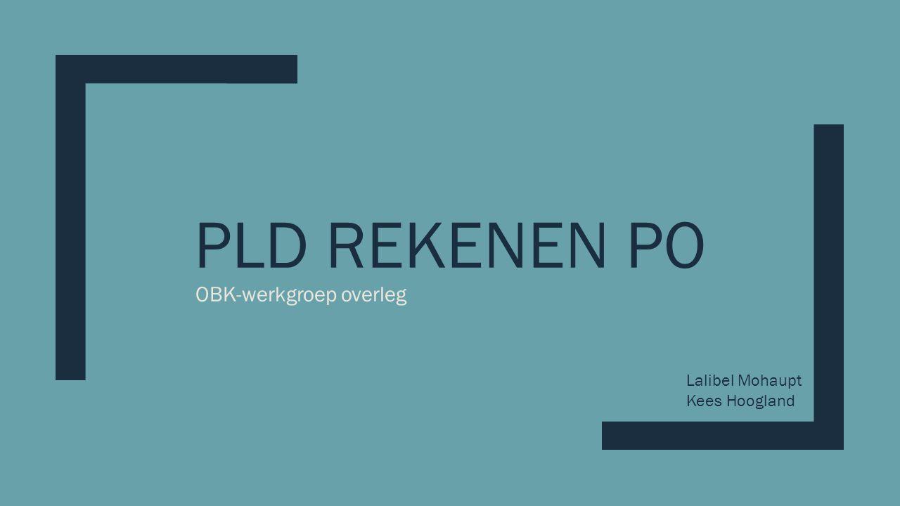 Onderwerpen ■Proeftuin Linked Data rekenen PO 1.0 –Wat is de Proeftuin.