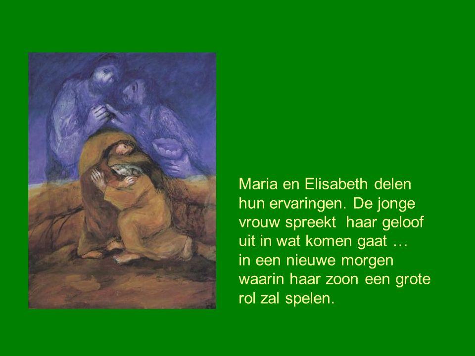 Maria en Elisabeth delen hun ervaringen.