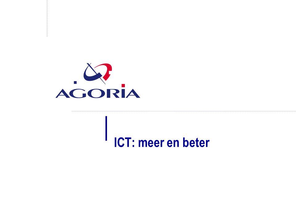 ICT: meer en beter