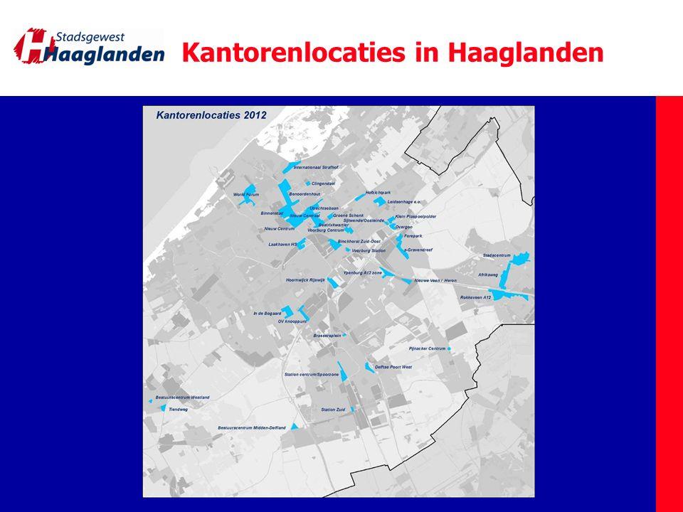 Kantorenlocaties in Haaglanden