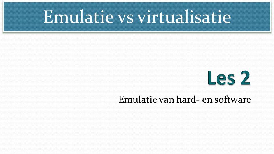 Emulatie vs virtualisatie © Marcel Beelen Servers Op zeer grote schaal gebruikt, on-premise en in de cloud Workspaces en apps Presentatievirtualisatie van apps en workspaces, gehoste gedeelde omgevingen op servers Desktops Wat kunnen we virtualiseren?