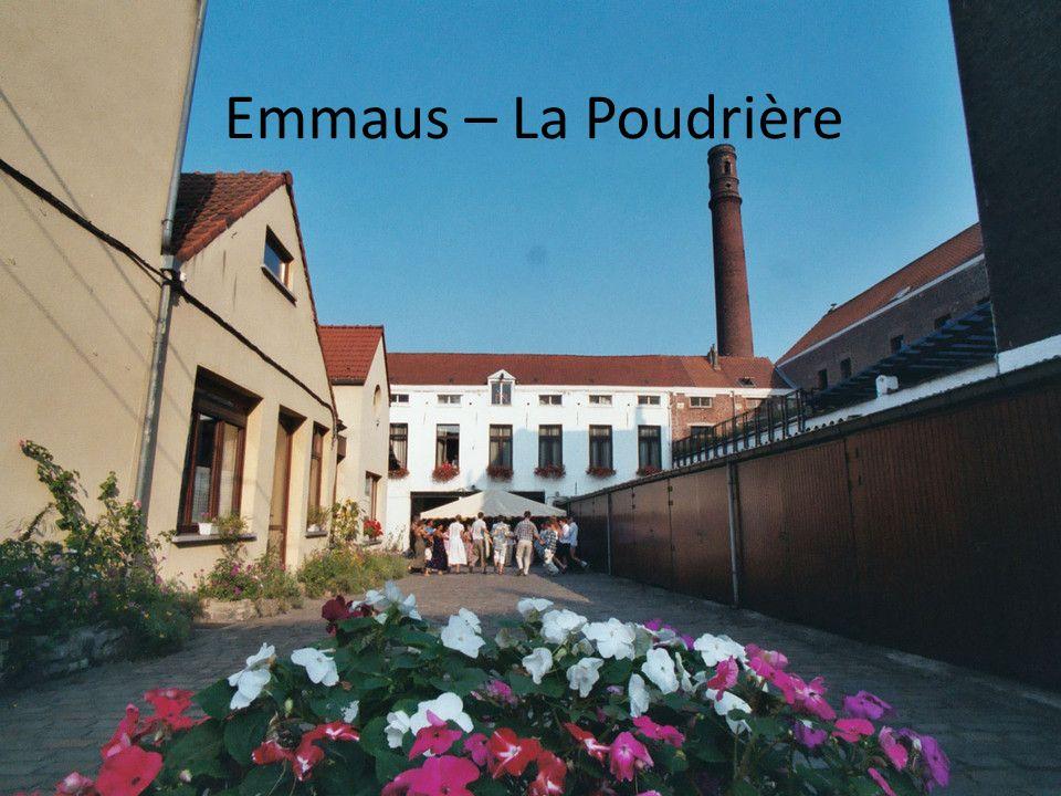 Emmaus – La Poudrière
