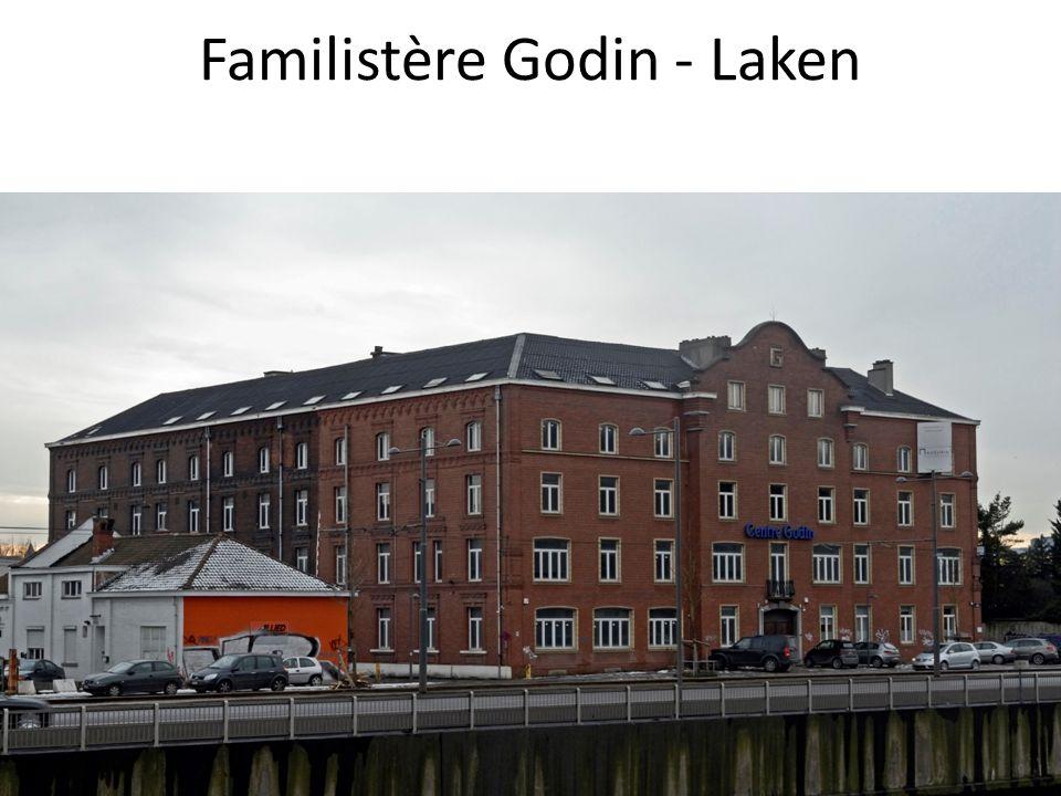 Familistère Godin - Laken