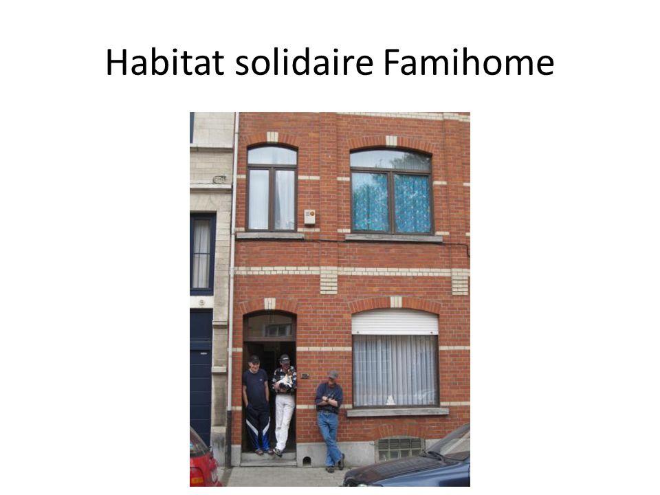 Habitat solidaire Famihome
