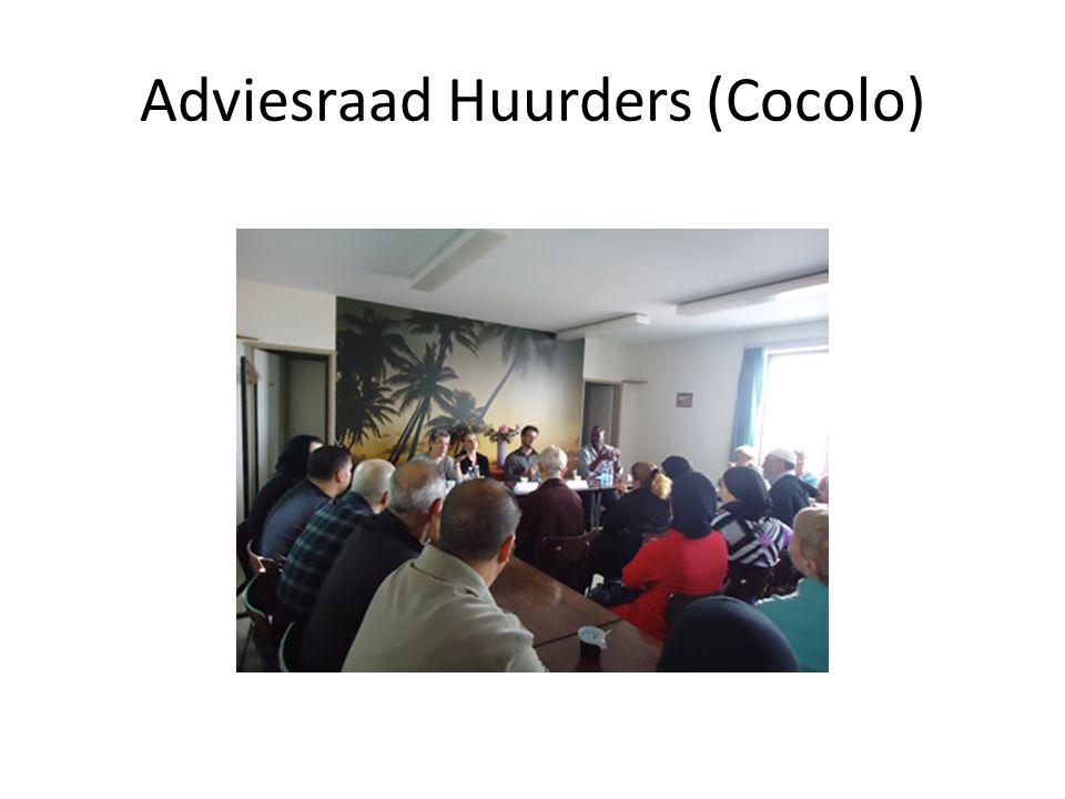 Adviesraad Huurders (Cocolo)