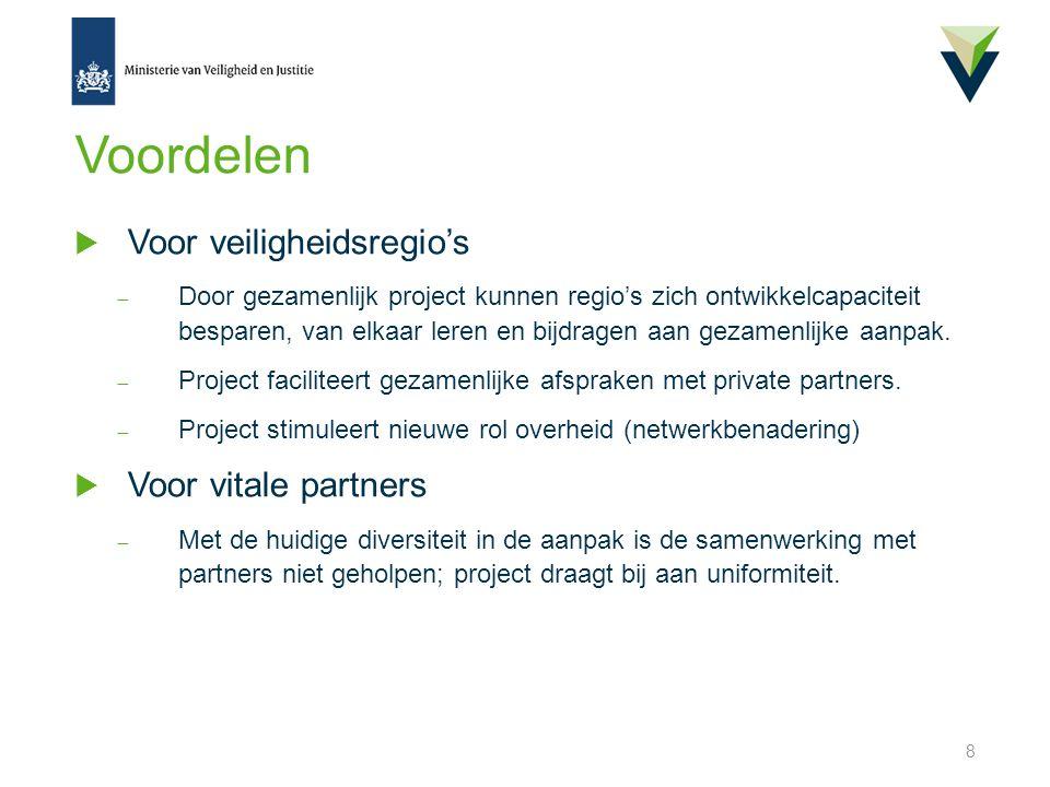 www.veiligheidsberaad.nl De Strategische Agenda is een voortschrijdende agenda: laten we bewijzen dat we met gezamenlijke inspanningen zaken slimmer en efficiënter voor elkaar kunnen krijgen.