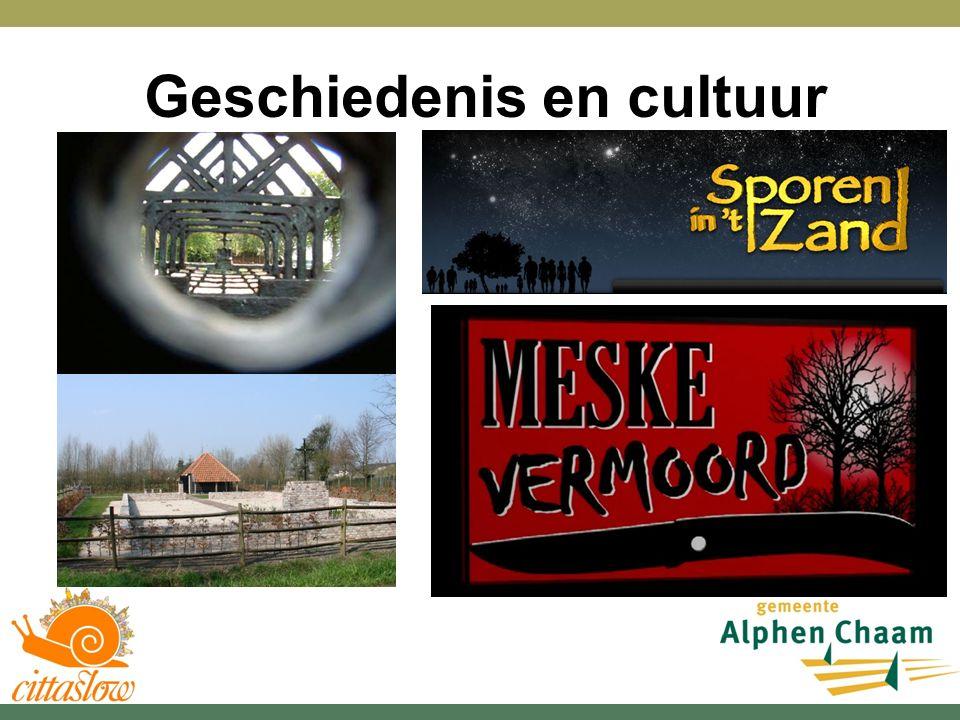 Geschiedenis en cultuur