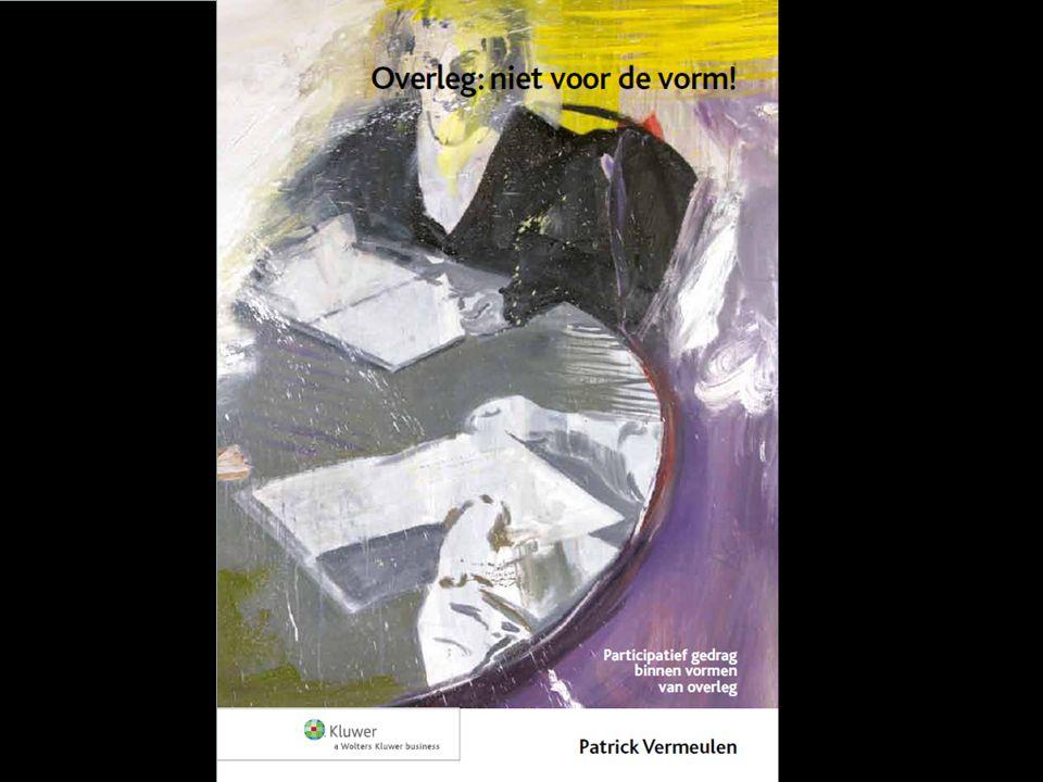 GITPMoed & Vertrouwen Dr. Patrick Vermeulen 28-11-2012 3