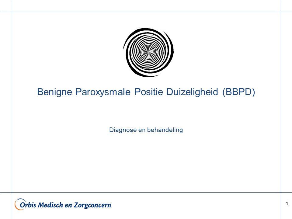 Benigne Paroxysmale Positie Duizeligheid (BBPD) Diagnose en behandeling 1