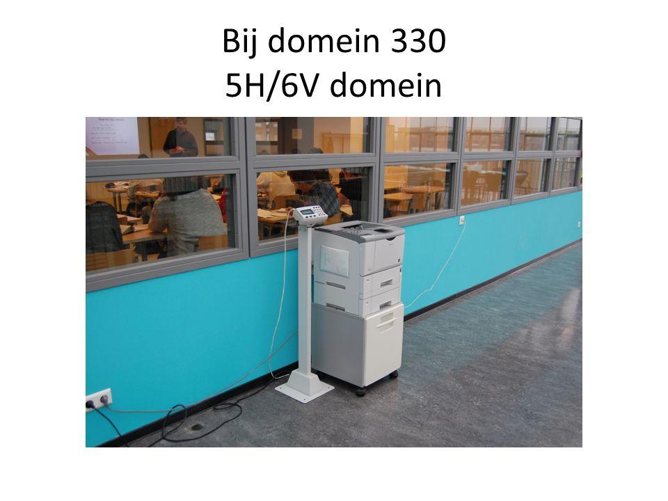 Bij domein 330 5H/6V domein