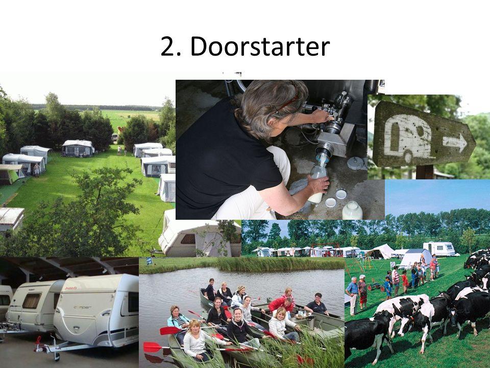 2. Doorstarter