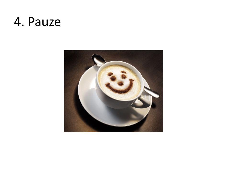 4. Pauze