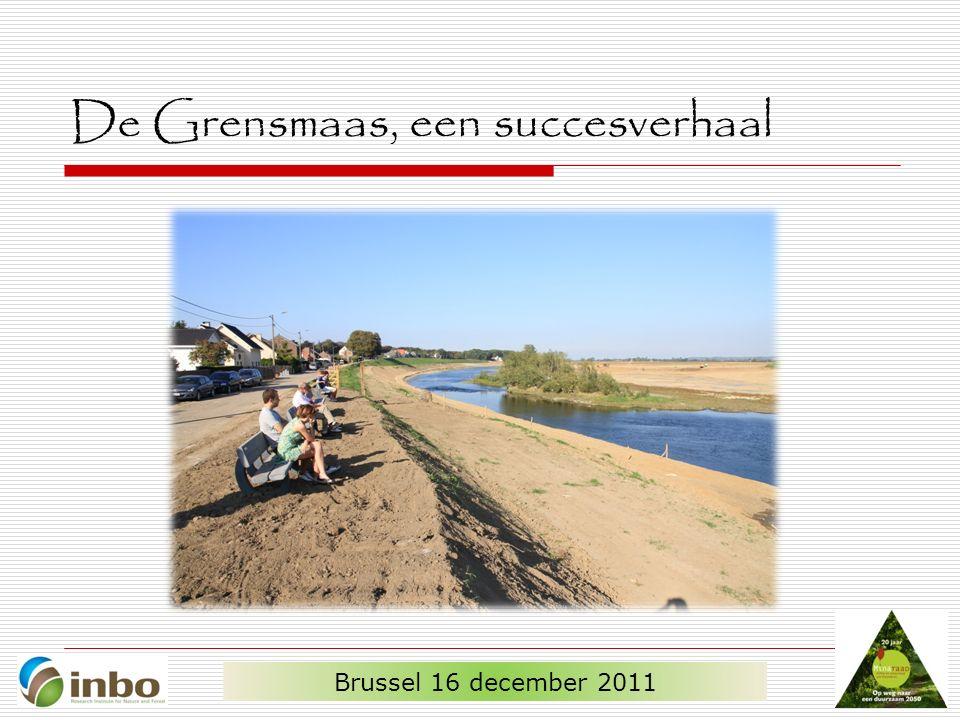 De Grensmaas, een succesverhaal Brussel 16 december 2011