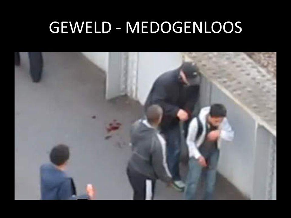 GEWELD - MEDOGENLOOS