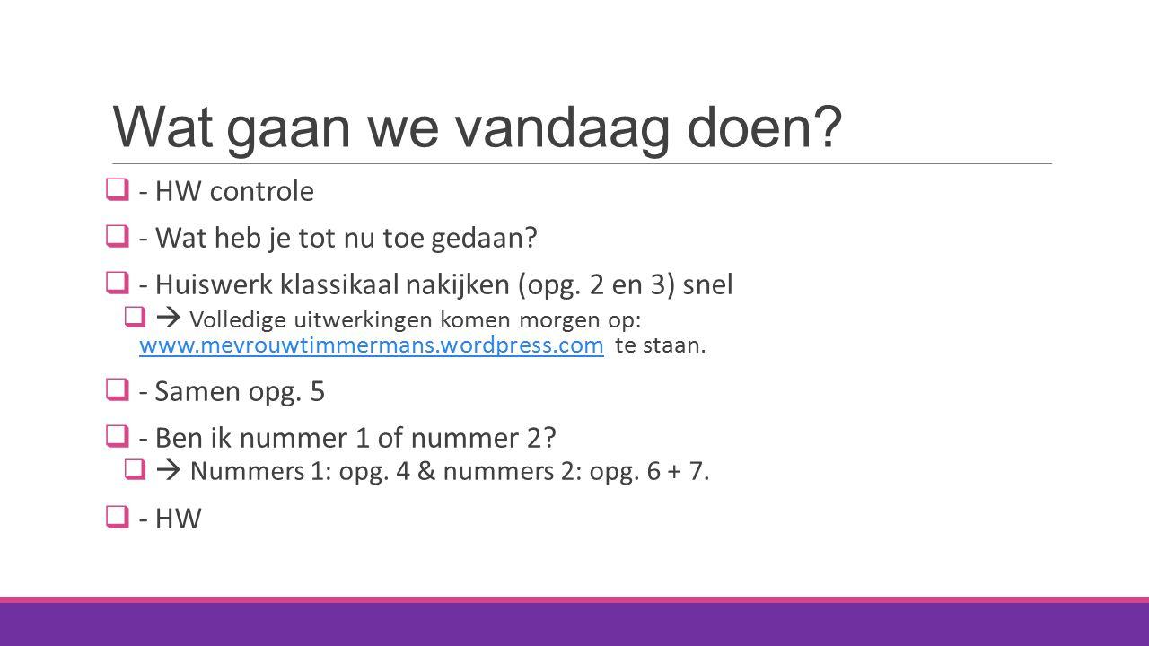 Opgave 2d antwoorden