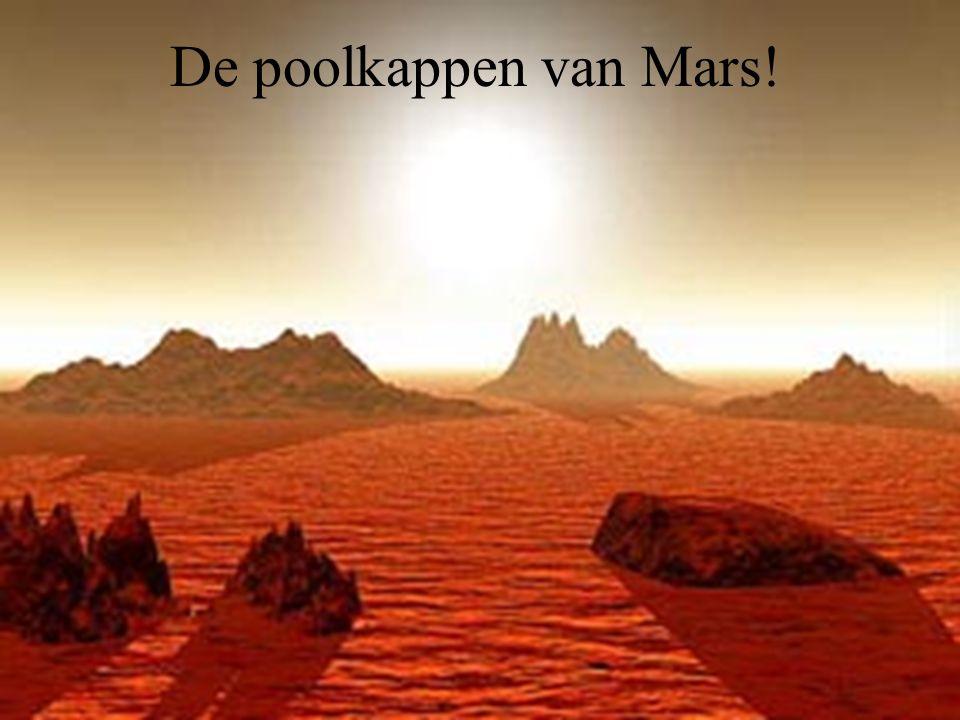 Mars de planeet zelf!