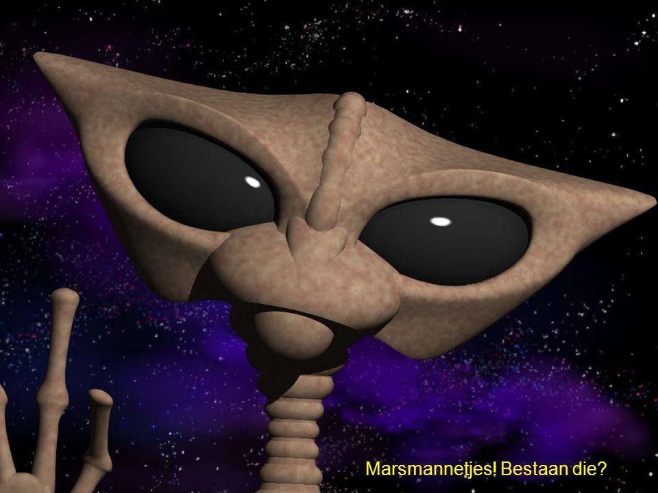 Leven in de ruimte!