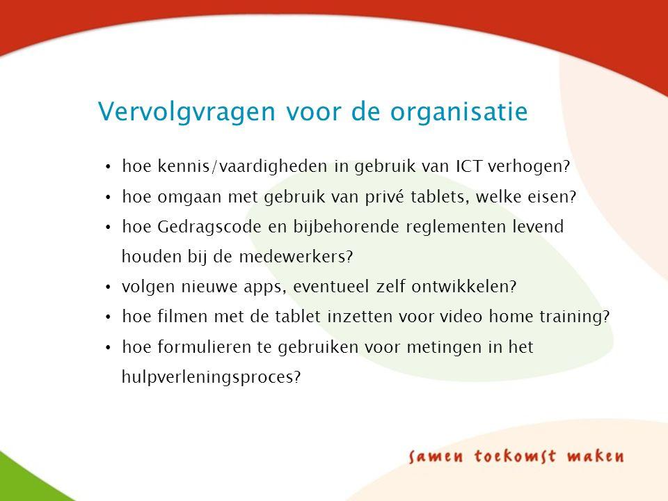 hoe kennis/vaardigheden in gebruik van ICT verhogen.