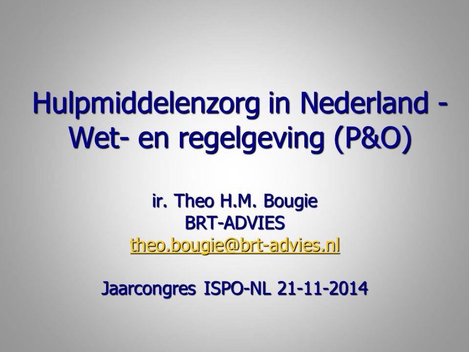 1-6-2016Ir.Theo Bougie BRT - ADVIES2 ir. Theo H.M.
