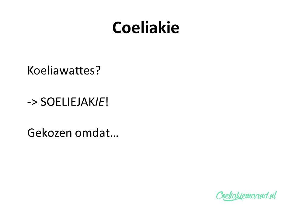 Wat is coeliakie? Ziekte in de dunne darm