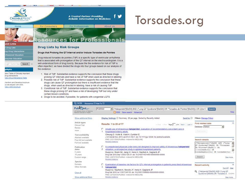Torsades.org