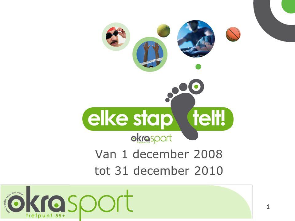 1 Van 1 december 2008 tot 31 december 2010