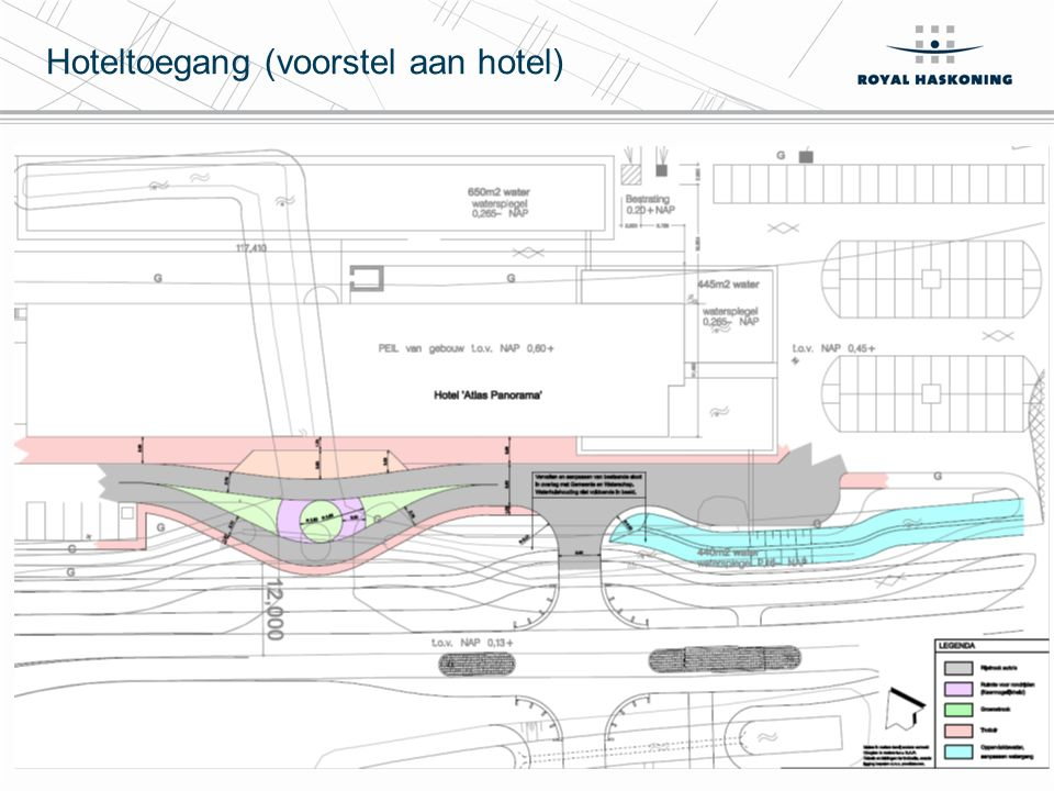 12 Hoteltoegang (voorstel aan hotel)