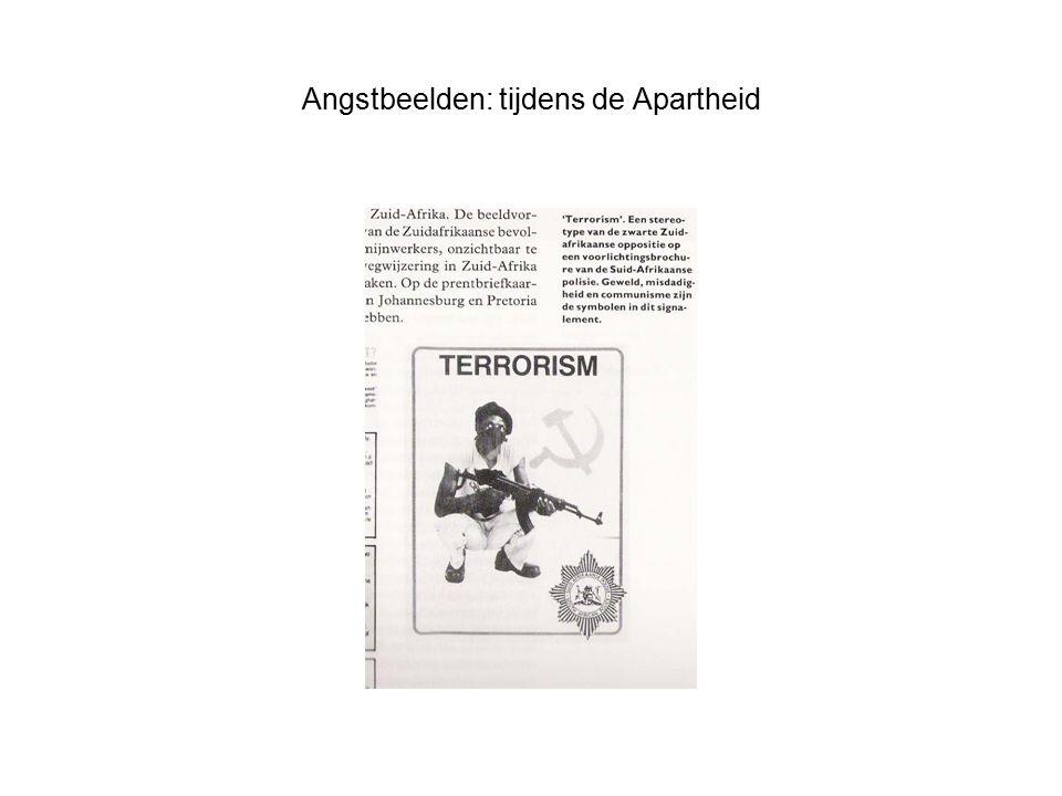 Angstbeelden: tijdens de Apartheid