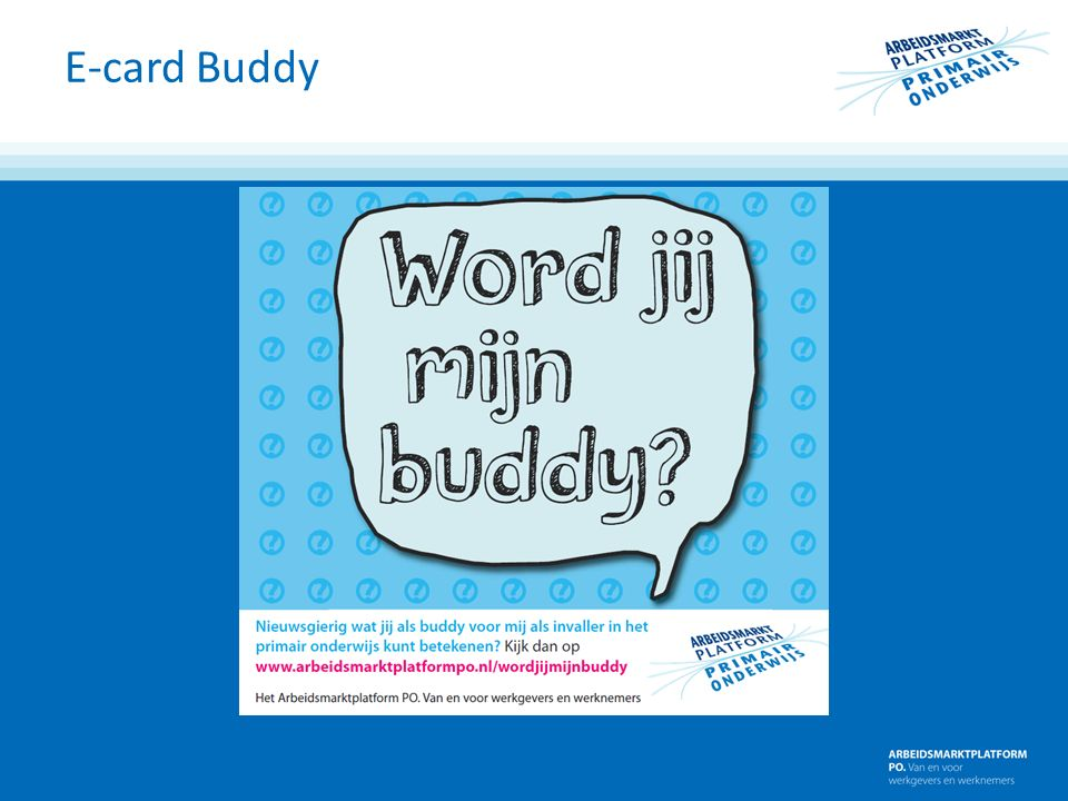 E-card Buddy