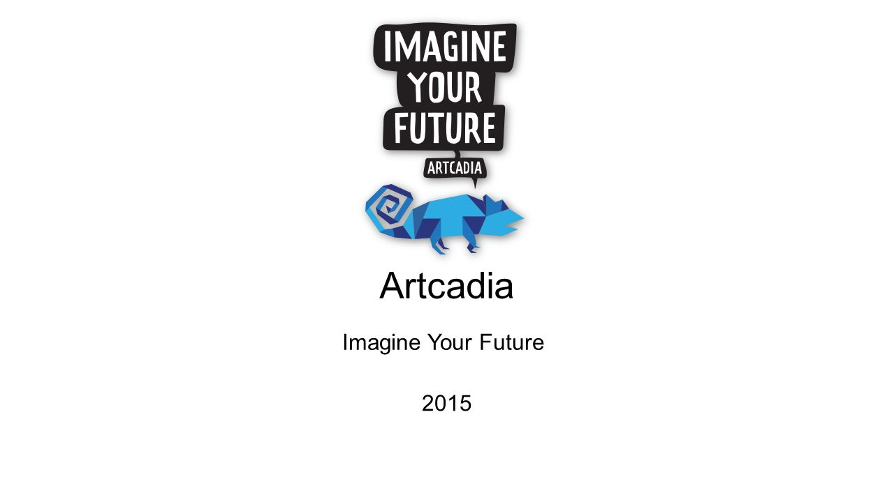 Artcadia Imagine Your Future 2015