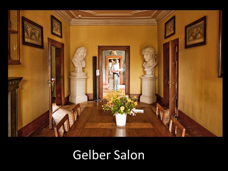 Gelber Salon