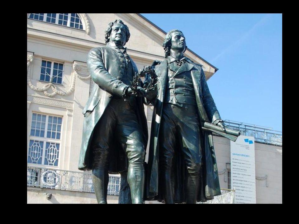 Goethe-Haus am Frauenplan Nationalmuseum