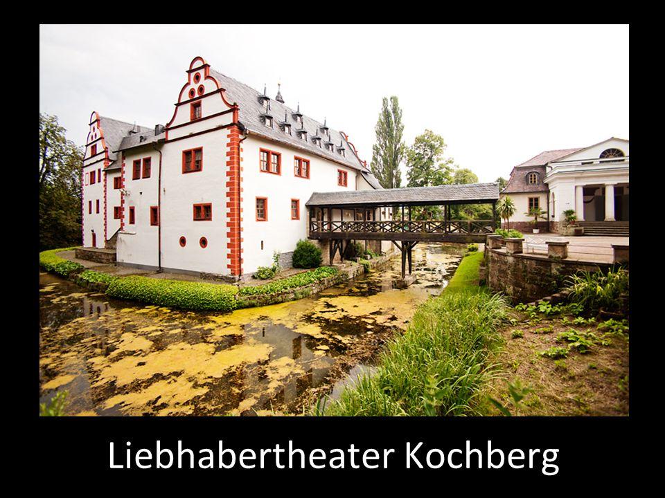 Liebhabertheater Kochberg