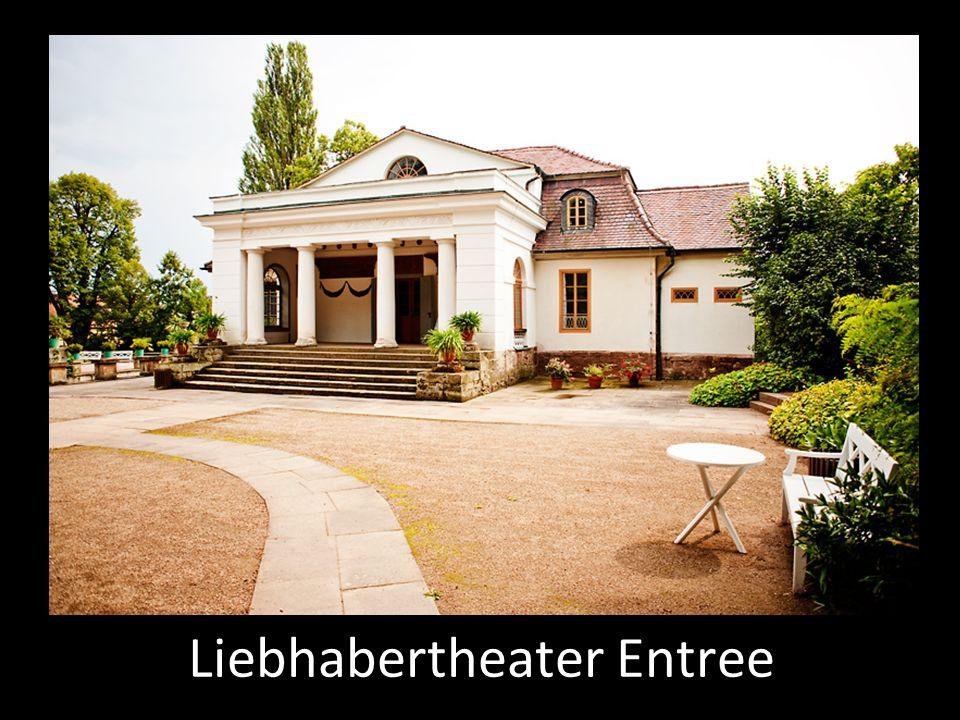 Liebhabertheater Entree
