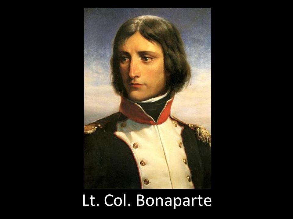 Lt. Col. Bonaparte