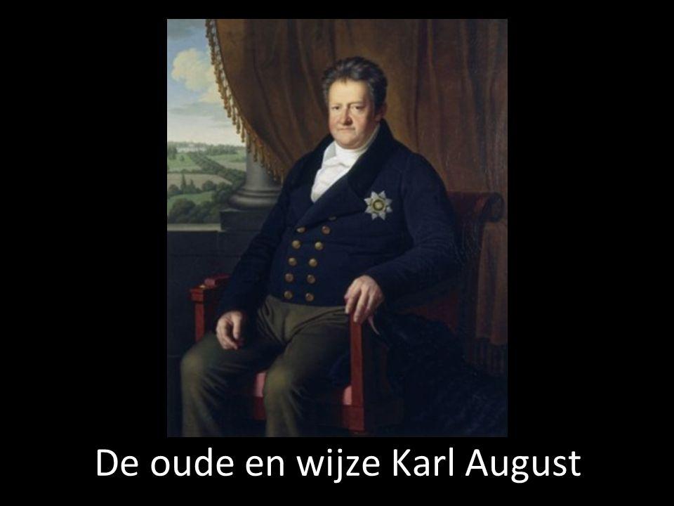De oude en wijze Karl August