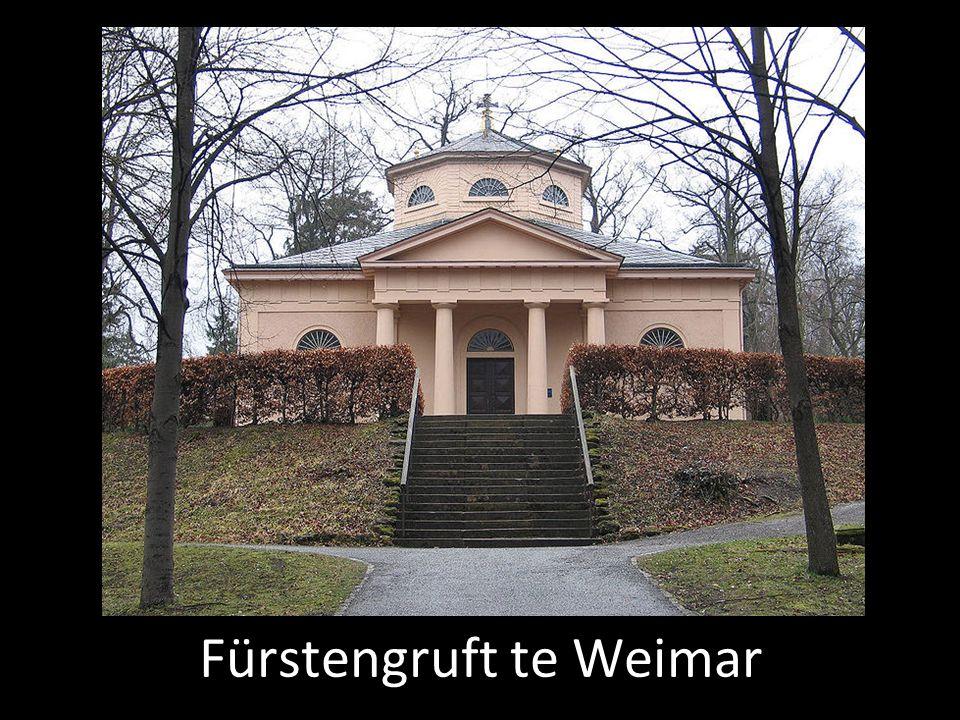 Fürstengruft te Weimar