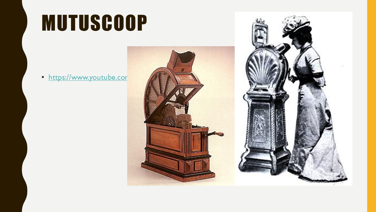 MUTUSCOOP https://www.youtube.com/watch?v=5uc1-1-2les