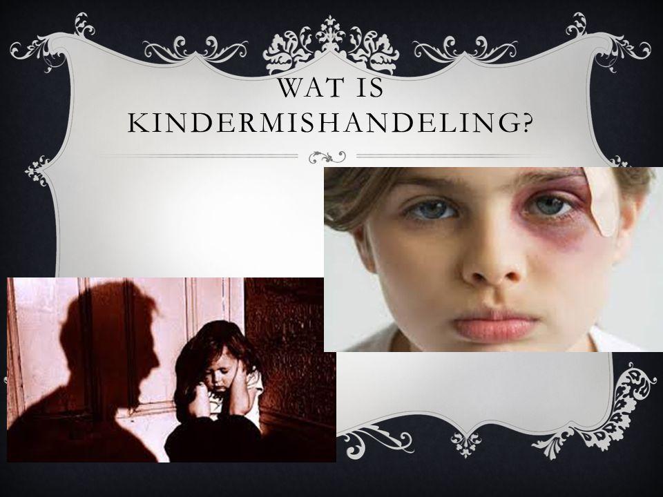 WIE MISHANDELT KINDEREN?