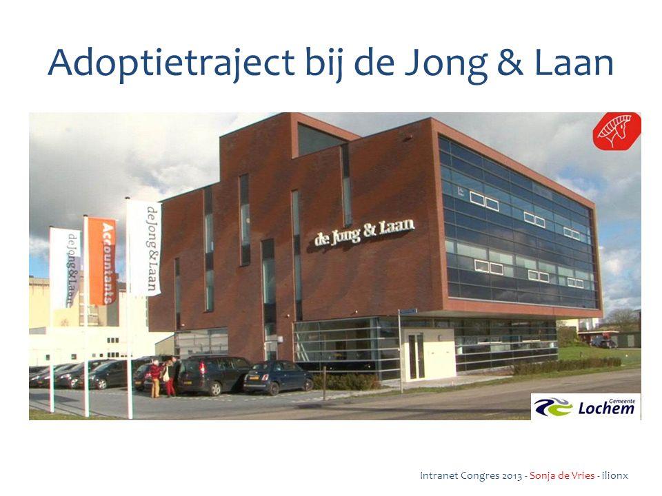 Adoptietraject bij de Jong & Laan
