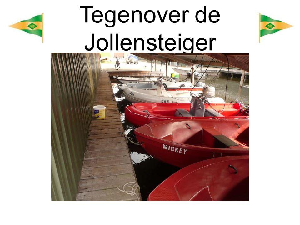 Tegenover de Jollensteiger