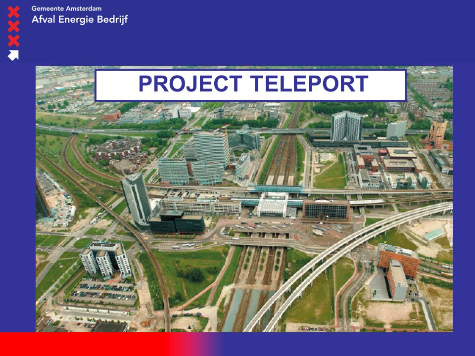 woensdag 1 juni 2016 PROJECT TELEPORT