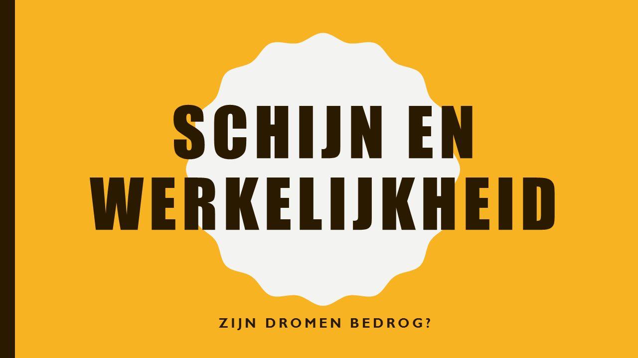 INTRO https://www.youtube.com/watch?v=IPblqL984lg https://www.youtube.com/watch?v=9LFYm354gHg http://schooltv.nl/video/mr-right-wat-betekenen-dromen/#q=dromen
