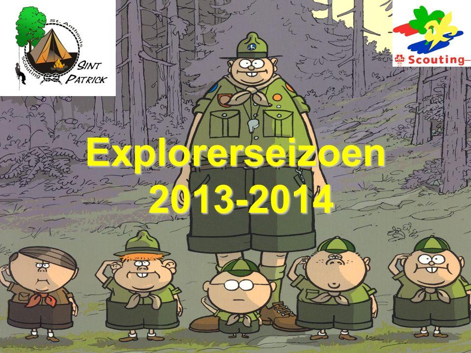Explorerseizoen 2013-2014