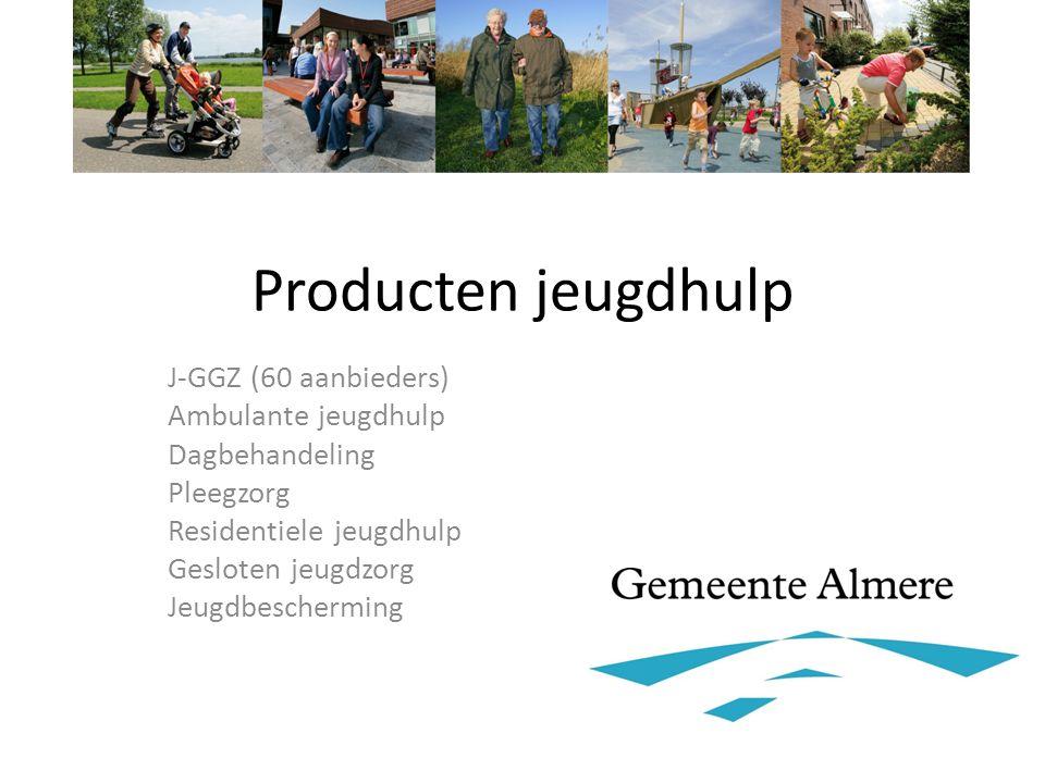 Meer weten? www.almerekracht.almere.nl