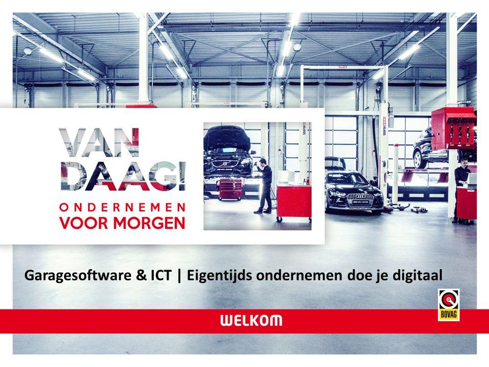 Garagesoftware & ICT | Eigentijds ondernemen doe je digitaal